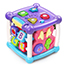 Busy Learners Activity Cube™- Purple