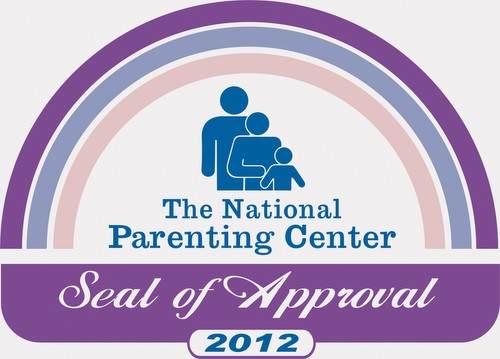 National Parenting Center Seal of Approval 2012