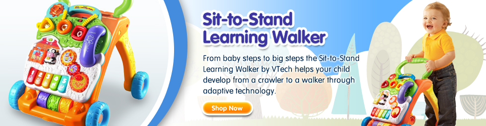 Sit-to-Stand Learning Walker