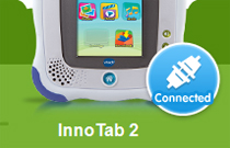 InnoTab 2 connected