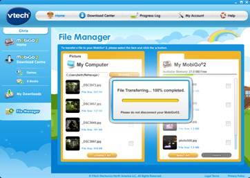 File Transfering