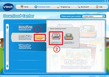 MobiGo® Download Center