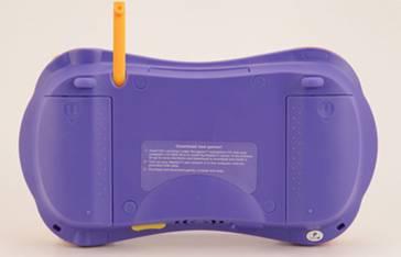 Back side MobiGo® 2