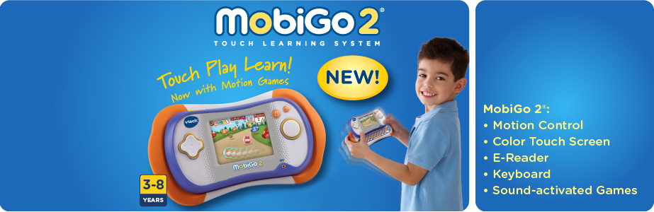 MobiGo2 Touch Learning System