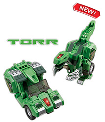 Switch & Go Dinos - Torr the Therizinosaurus
