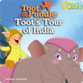 National Geographic Kids - Toot & Puddle - Toot's Tour of India