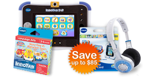 Save up to $85 with InnoTab 3S Plus Build your own bundle
