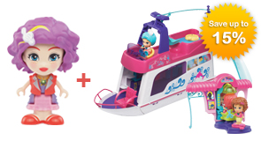 Buy Flipsies Doll + Playset - Save up to 15%