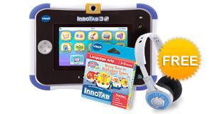 InnoTab 3S Plus Bundle with FREE VTech Headphones