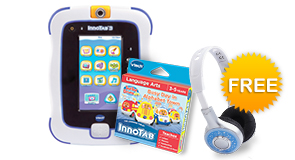 InnoTab 3 Plus Bundle with FREE Learning Software