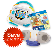 Save up to $112 with InnoTab 3 Baby Build your own bundle!