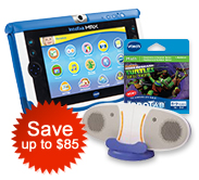 Save up to $85 with InnoTab MAX Build your own bundle!