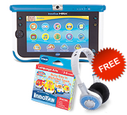 InnoTab MAX Bundle with FREE VTech Headphones