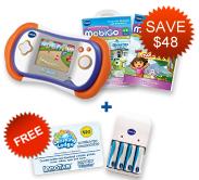 Buy MobiGo 2 Bundle and receive FREE Accessory