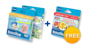 Buy 2 InnoTab Cartridges, get 1 Free