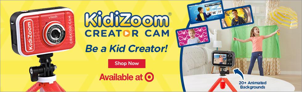 KidiZoom Creator Cam