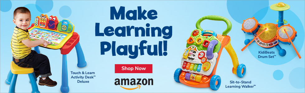 Shop Amazon for Learning Toys