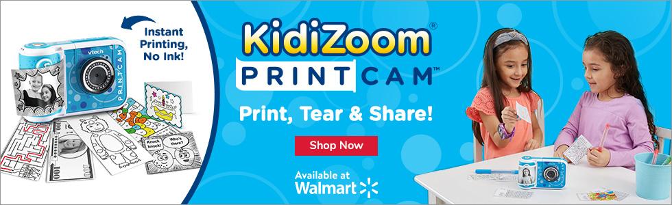 KidiZoom PrintCam