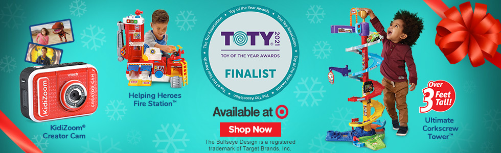 TOTY 2021 Toy Of The Year Awards