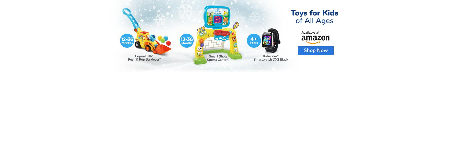 Shop VTech Toys on Amazon