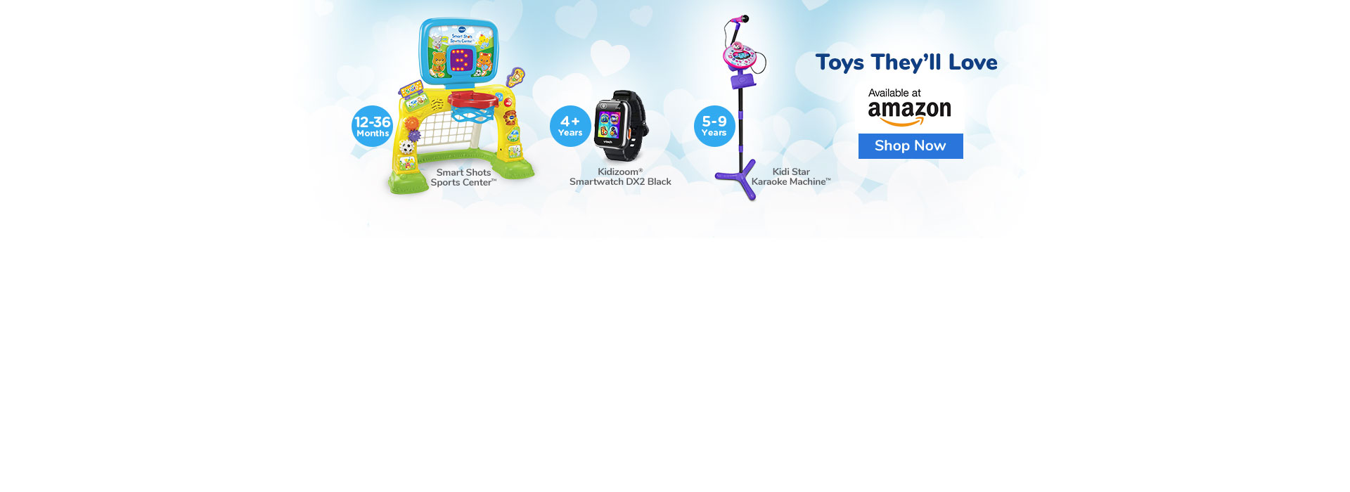 Shop Amazon For Great Deals on VTech Toys