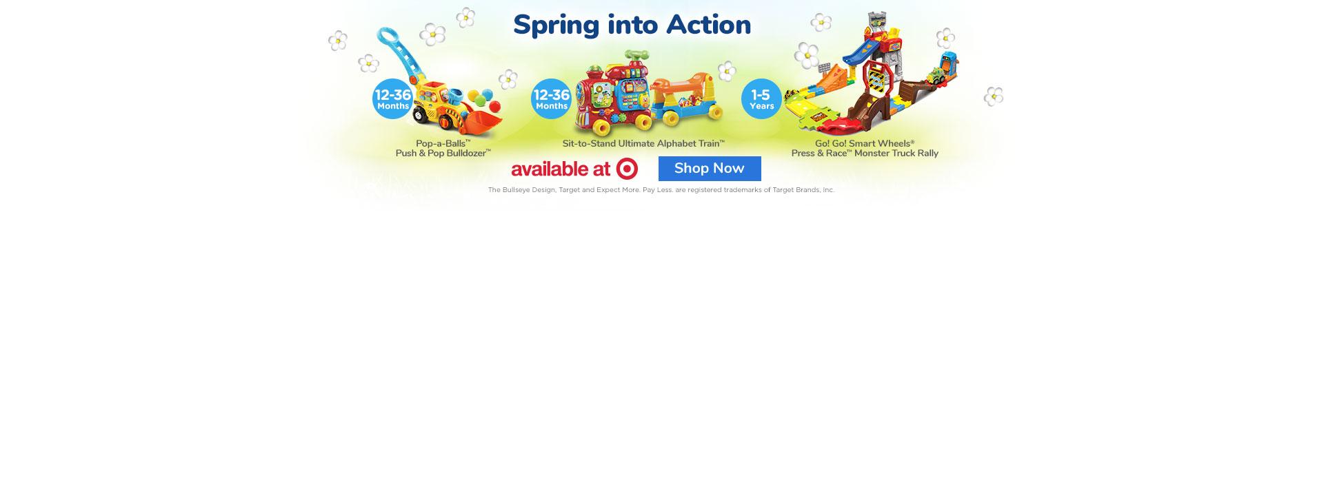Shop Toddler and Preschool Toys at Target.com