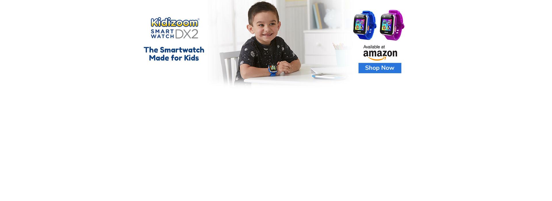 Amazon - Kidizoom Smartwatches