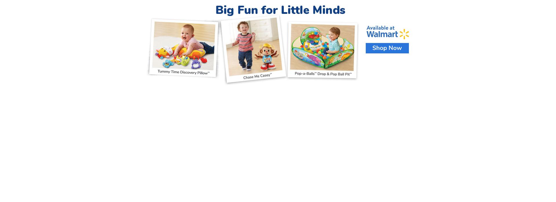 Infant, Toddler & Preschool Toys at Walmart | Shop Now