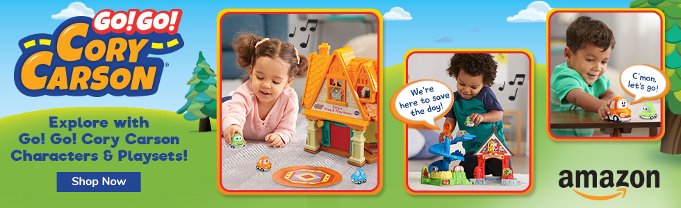 Cory Carson Playsets and Vehicles, Buy Now at Amazon