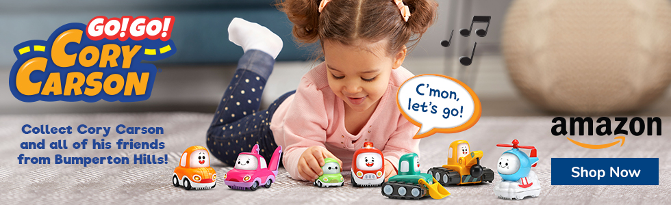 Shop New Go! Go! Cory Carson Playsets and Character Vehicles