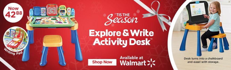 Walmart: Explore & Write Desk - On Sale at Walmart, Buy Now!