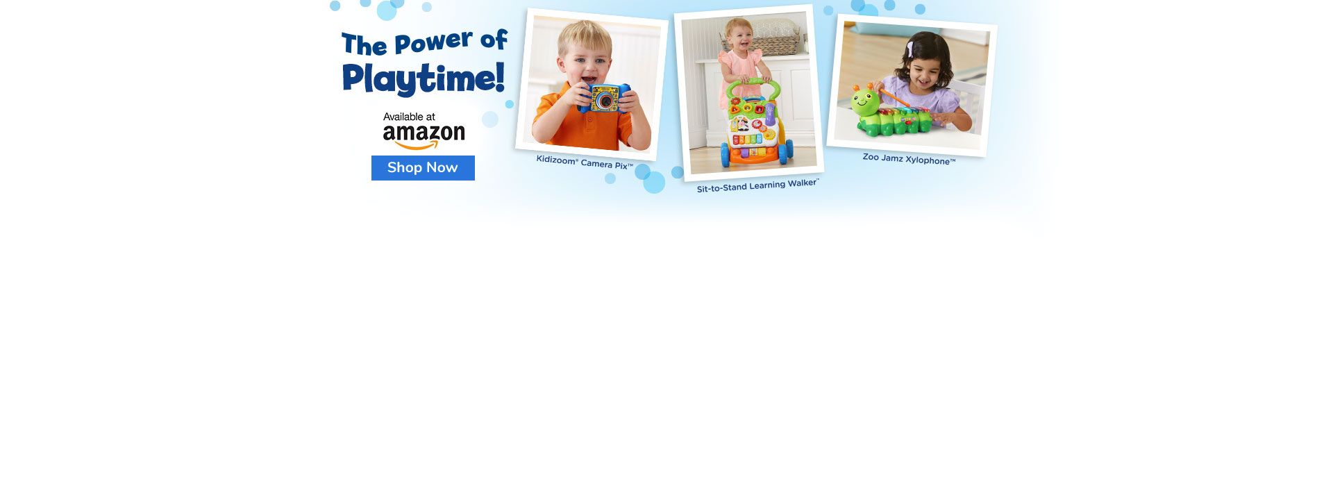 Shop Amazon.com for great deals on VTech Toys