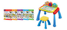 Shop by Touch & Learn Activity Desk Deluxe