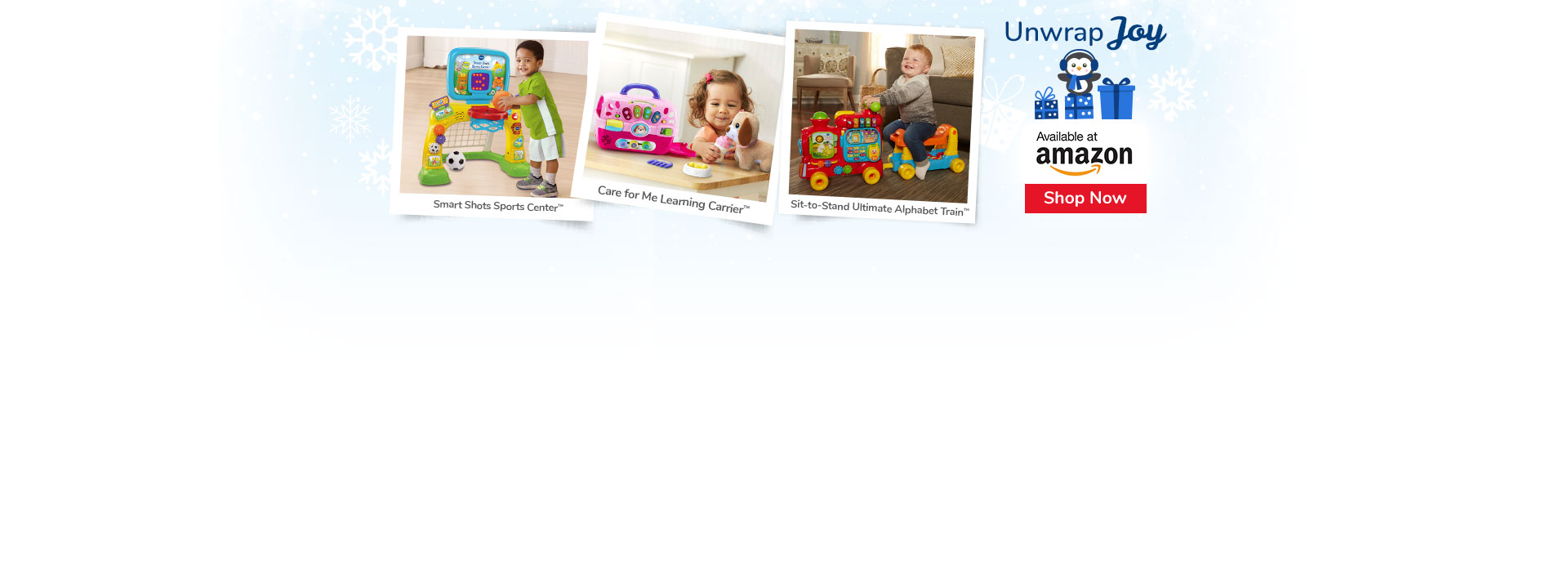 Shop Top Holiday Toys at Amazon