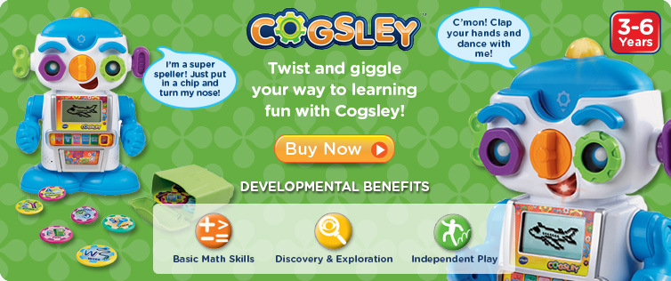 Have you met Cogsley?