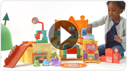 Go! Go! Cory Carson® Cory's Stay & Play Home™ video thumbnail