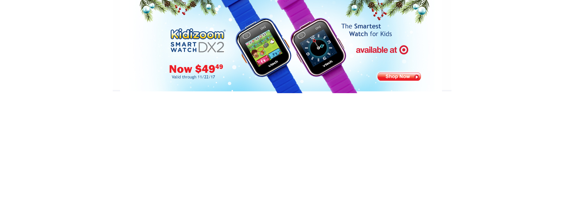 All Kidizoom Smartwatches  - Target 4999