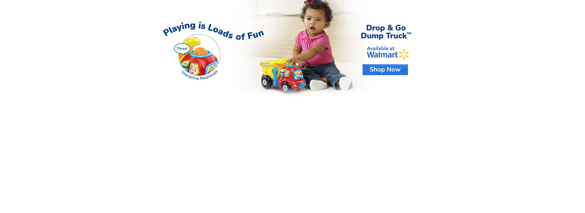 Drop and Go Dump Truck - Buy Now at Walmart