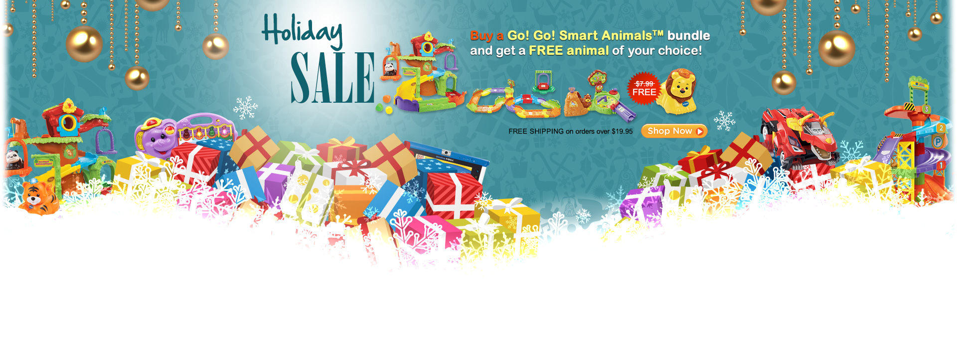 Thanksgiving SALE - Buy a Go! Go! Smart Animals bundle and get a FREE animal of your choice!
