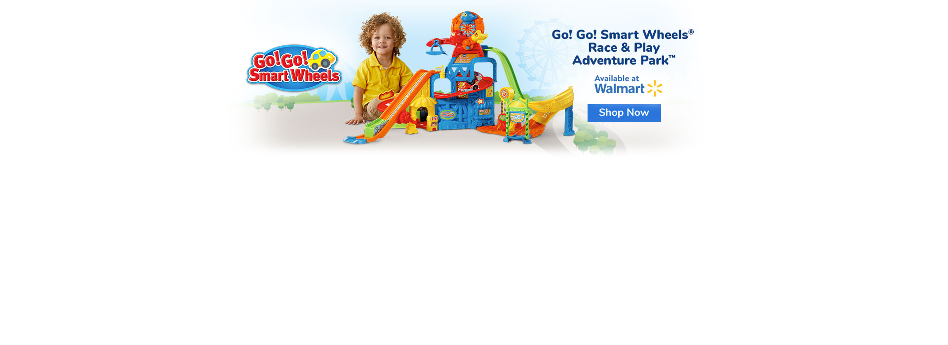 Go! Go! Smart Wheels Race and Play Adventure Park, Buy Now at Walmart