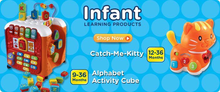 Infant Learning Toys from VTech