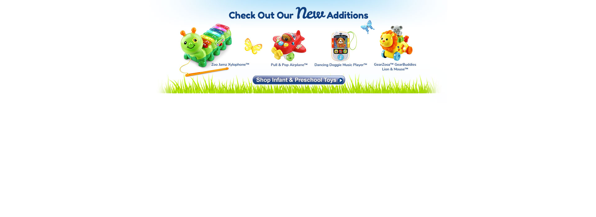 Shop New Vtech Infant & Toddler Learning Toys