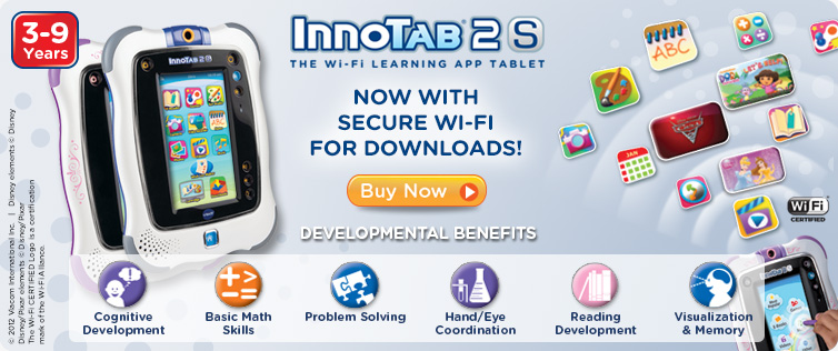 InnoTab 2S from VTech