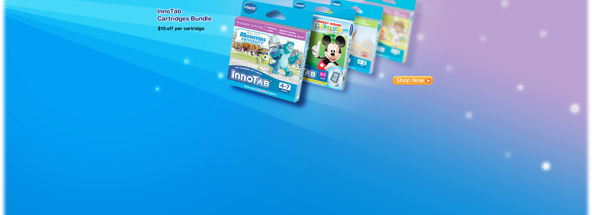 InnoTab Cartridges Bundle