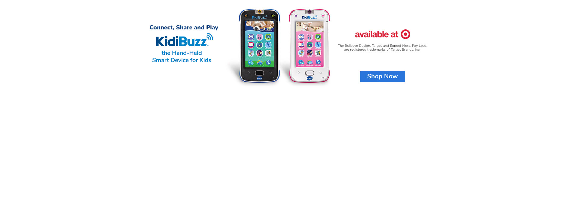 KidiBuzz, Buy Now at Target