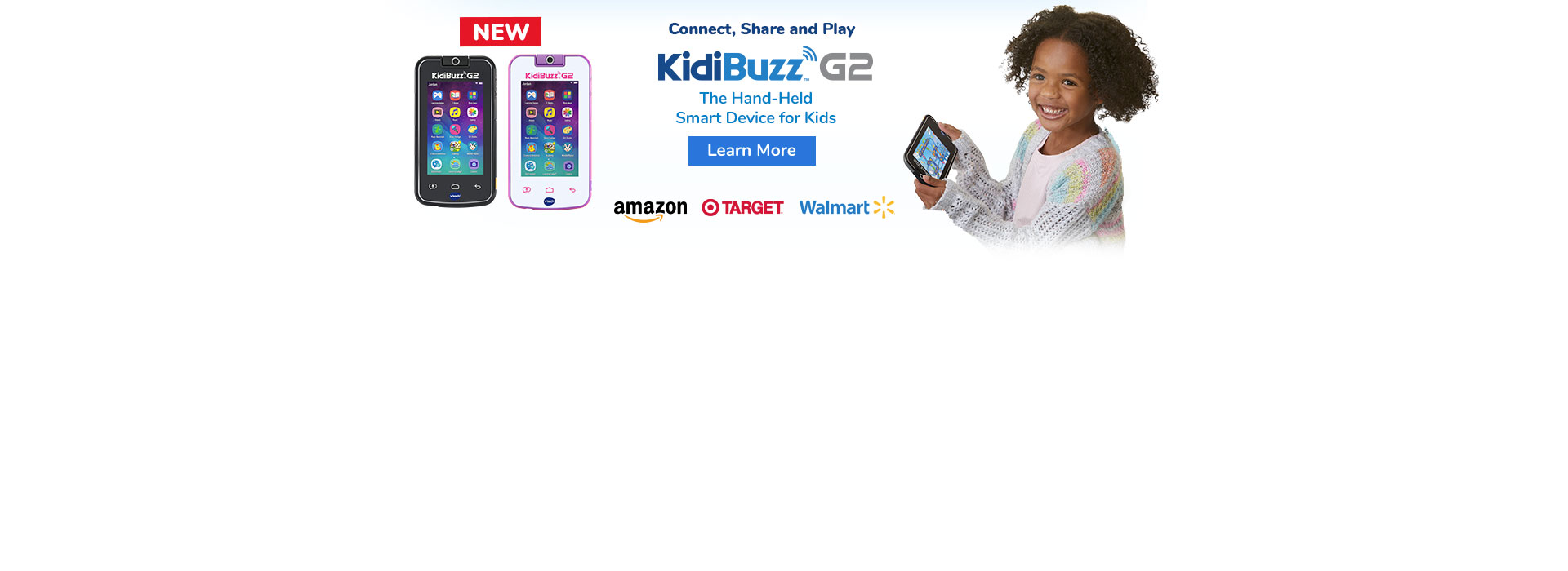 Check out the new KidiBuzz G2