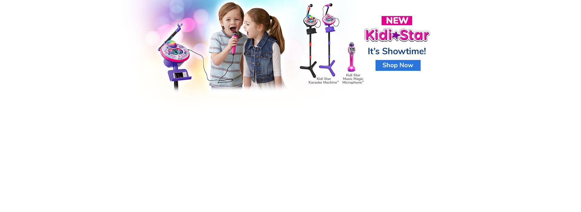 New Kidi Super Star Electronics
