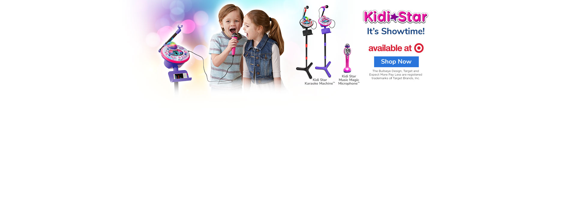 New Kidi Super Star Electronics - Available at Target