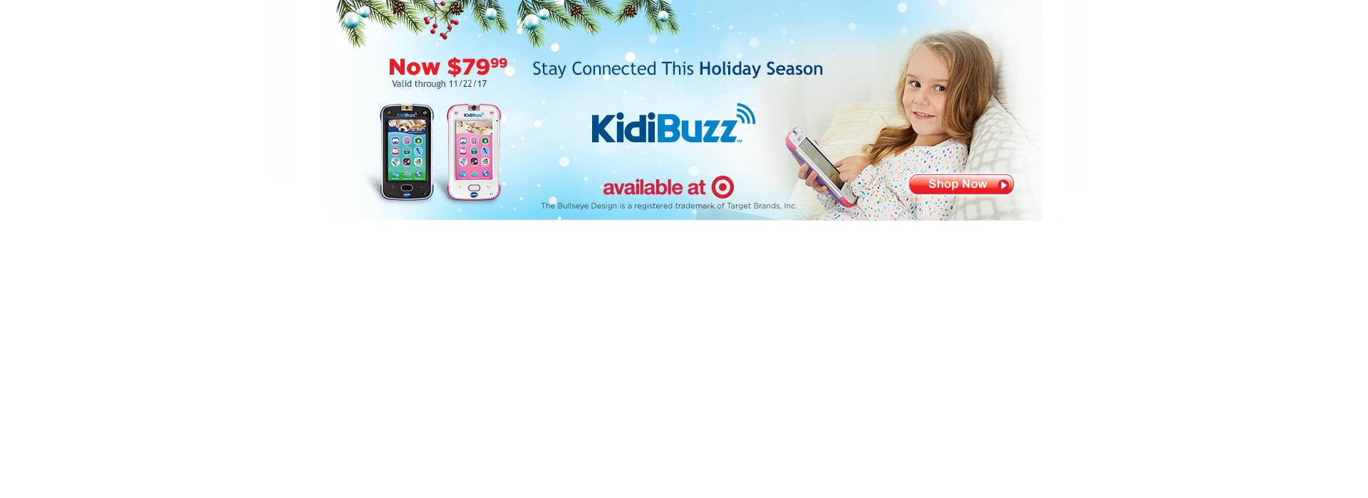 KidiBuzz  - Target 7999