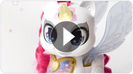 Myla's Sparkling Friends™ Mia the Unicorn video thumbnail